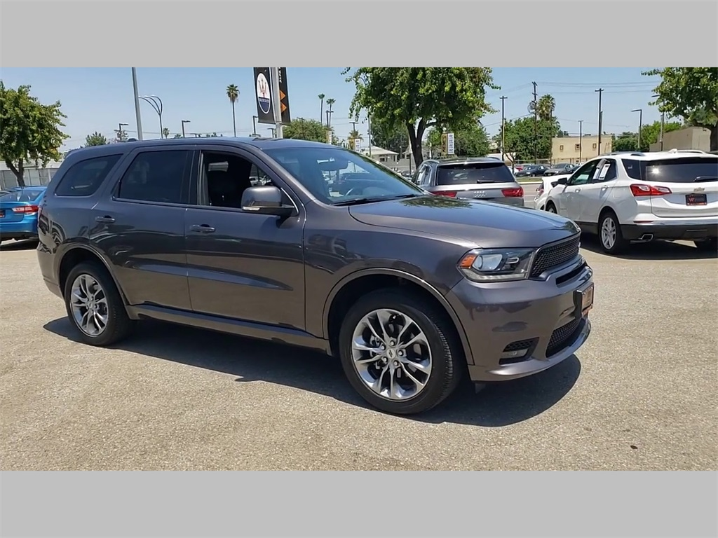 Pre-Owned 2019 Dodge Durango GT