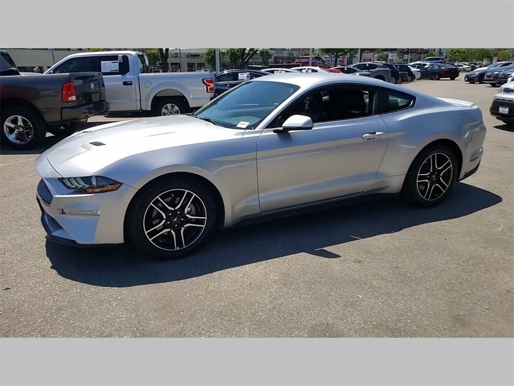 Pre-Owned 2018 Ford Mustang EcoBoost Premium