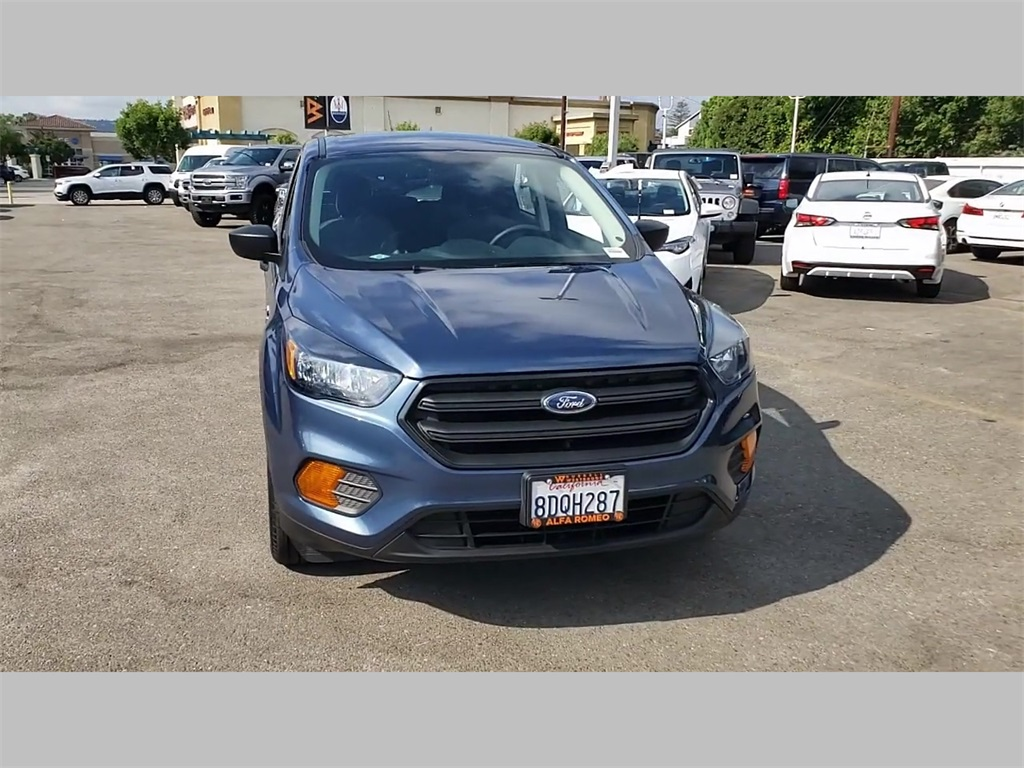 Pre-Owned 2018 Ford Escape S