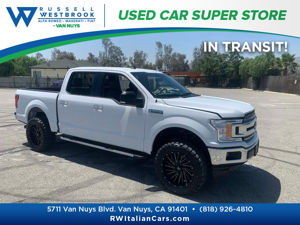 Pre-Owned 2020 Ford F-150 XLT