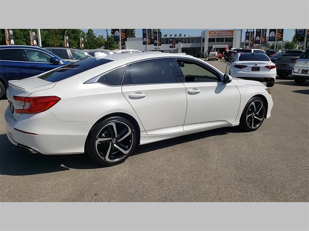Pre-Owned 2019 Honda Accord Sport