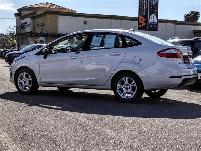 Pre-Owned 2016 Ford Fiesta SE