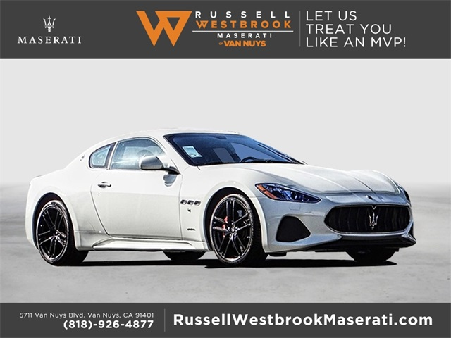 Russell Westbrook Cars >> New 2018 Maserati Granturismo Sport With Navigation