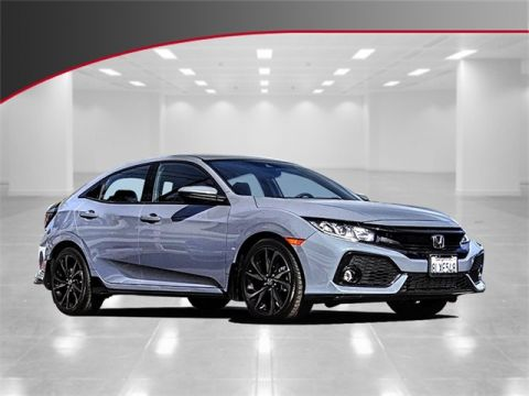 Pre-Owned 2019 Honda Civic Sport